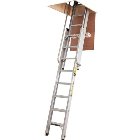 Youngman 30634000 Deluxe Loft Ladder