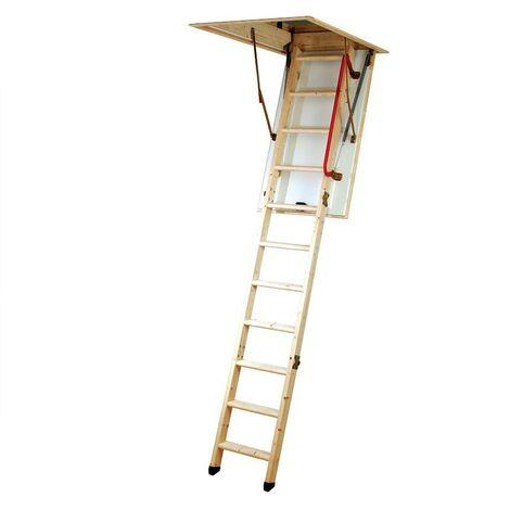 Youngman 34535000 Eco S Line Loft Ladder
