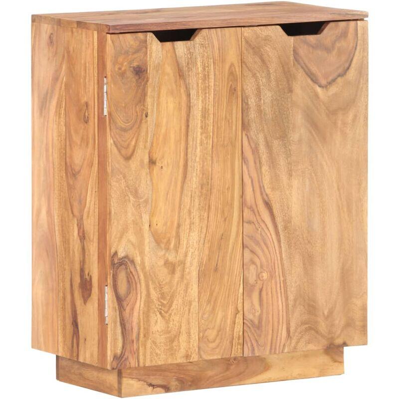 Sideboard 60x33x75 cm Massivholz - Youthup