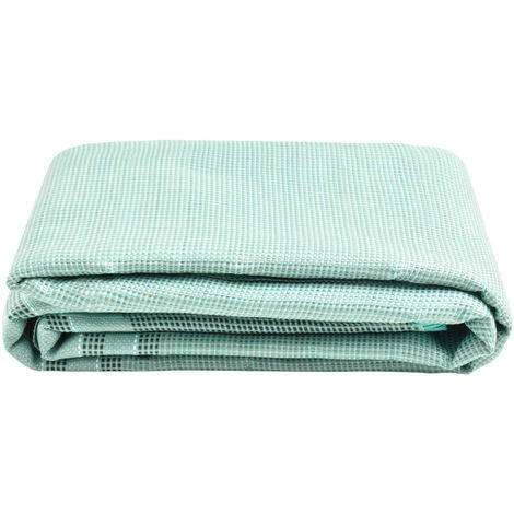 YOUTHUP Tent Carpet 450x250 cm Green