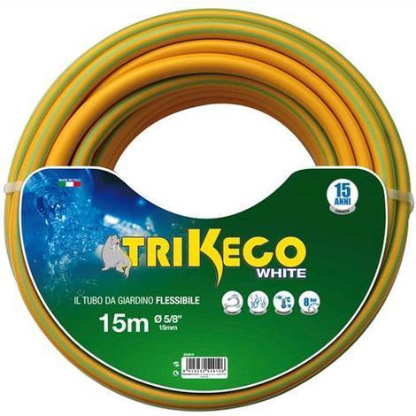 """Tubo Irrigazione mod.Gardenflex misura 1//2/"""" lunghezza 25mt Antitorsione 4 strati"""