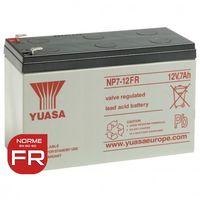 YUASA 12V - 7.0Ah - NP7-12 FR - AGM - S65