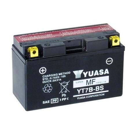 Moto Batterie 520144y Gt7b 12v Bs 6 Yt7b Yuasa 5ah dxWoCQrBe