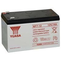 YUASA NP7-12 battery YUASA 12V 7AH hermetic Rechargeable lead 12V