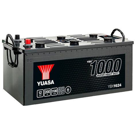 Yuasa - Yuasa - Batterie camion Yuasa YBX1624 12V 200Ah