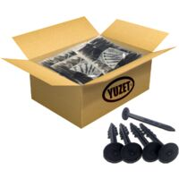 "Yuzet 100 x6"" 150mm Securing Pegs weed control fabric fleece tarpaulin  ground"