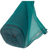 Yuzet 1m x 50m Shade Windbreak Garden Netting Plant Protection Privacy Fabric