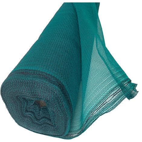 "main image of ""Yuzet 2m x 50m Shade Windbreak Garden Netting Plant Protection Privacy Fabric"""