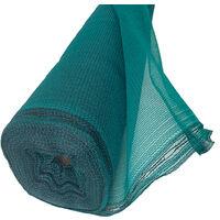 Yuzet 2m x 50m Shade Windbreak Garden Netting Plant Protection Privacy Fabric
