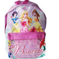 8461aae349 Zaino americano Principesse Disney Colore Rosa Bambine Asilo Tempo Libero  Scuola