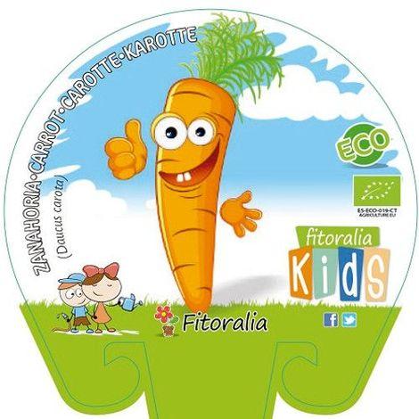 Zanahoria común - Maceta de 10,5cm