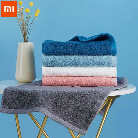 ZANJIA 32x70cm 100% cotton 5 colors bath towel strong water absorption