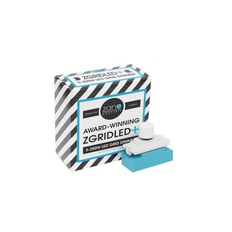 Zano Controls ZGRIDLED+ 5-250W LED Grid Dimmer