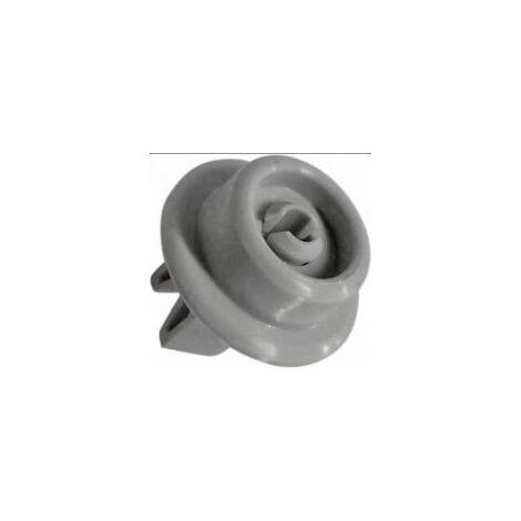 "main image of ""Zanussi Dishwasher Basket Wheel 1 Piece Gray 50269923004"""