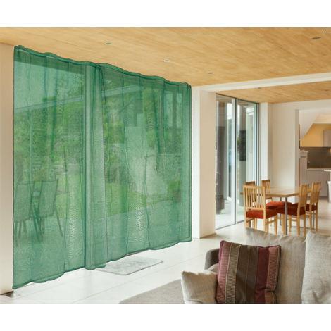 Tende A Zanzariera.Zanzariera A Tenda Per Porta Veranda Finestra Anti Zanzare Mosche Rete 150 X 250