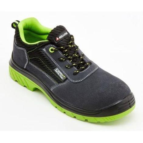 *zapato de seguridad bellota nonmetal comp+ - varias tallas disponibles