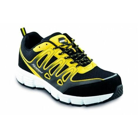 Zapato de seguridad ultraligero SPEED S1P fibra de vidrio -Disponible en varias versiones