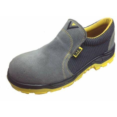 Zapato Seg T41 S1p-src Pu/pl No Met Running Piel Gr Nivel