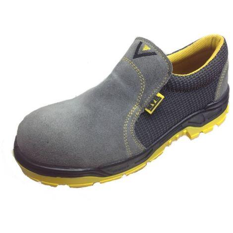 Zapato Seg T47 S1p-src Pu/pl No Met Running Piel Gr Nivel