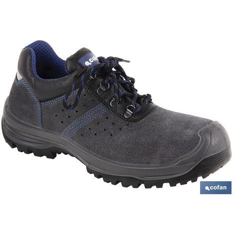 Zapato Seguridad S-1P Mod.Myron