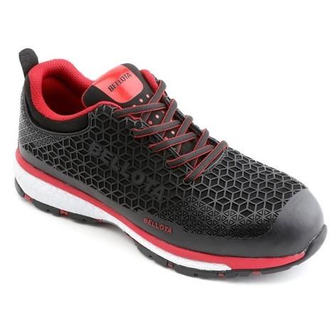 Zapato seguridad S3 Bellota Cell negro 72223B