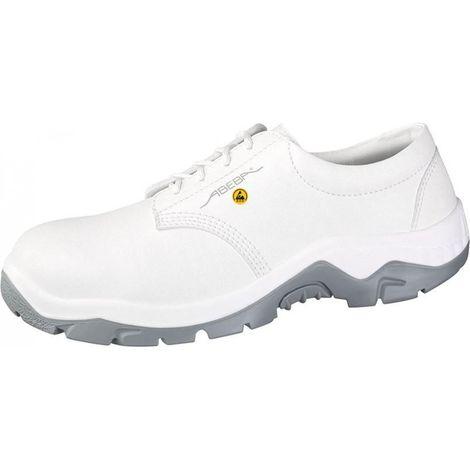 Zapatos de seguridad 32131 S2 SRC blanco Talla 43