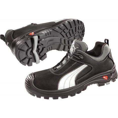 Zapatos de seguridad 640720 S3 Talla 43 negro Puma