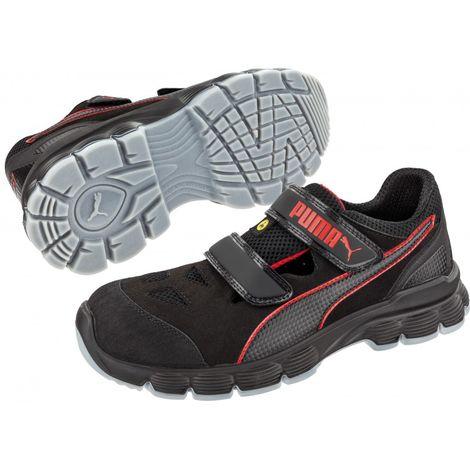Zapatos de seguridad 640891, S1P, ESD, SRC, Talla 43