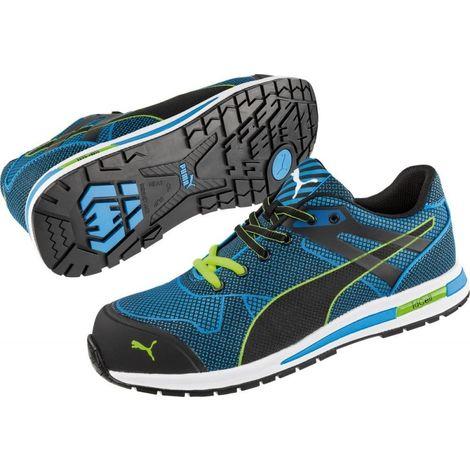 Zapatos de seguridad 643060, S1P, HRO, SRC, Talla 43