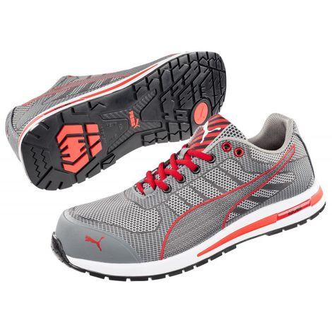 Zapatos de seguridad 643070, S1P, HRO, SRC, Talla 43