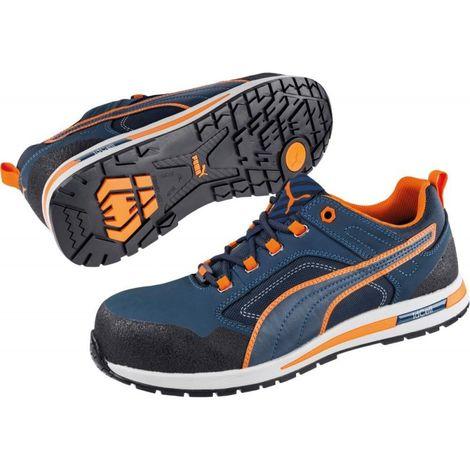 Zapatos de seguridad 643100 S3SRCHRO Talla 43 Puma