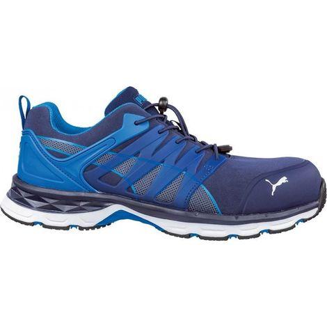 Zapatos de seguridad 643850 S1P ESD azul Talla 43 Puma
