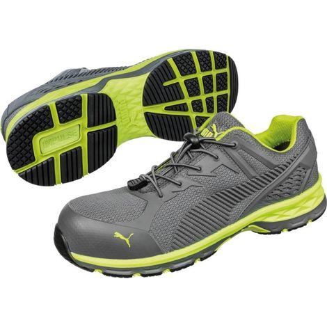 Zapatos de seguridad 643880 S1P ESD gr/li Talla 43 Puma