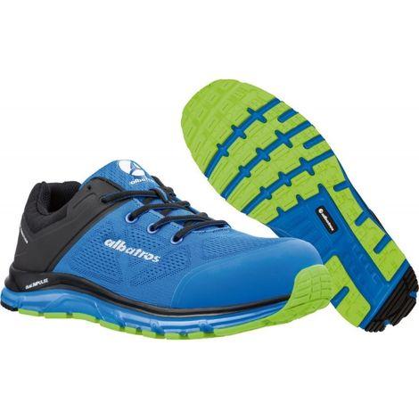 Zapatos de seguridad 646610 S1PESDHROSRA Talla 43