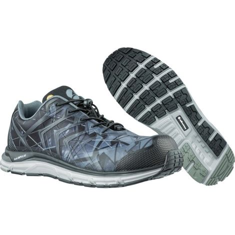 Zapatos de seguridad 646660 S1PESDHROSRA Talla 43