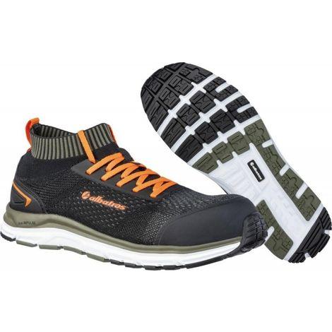 Zapatos de seguridad 646730 S1PESDHROSRA Talla 43