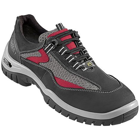 Zapatos de seguridad 71003/326 S2, HRO,Talla 43