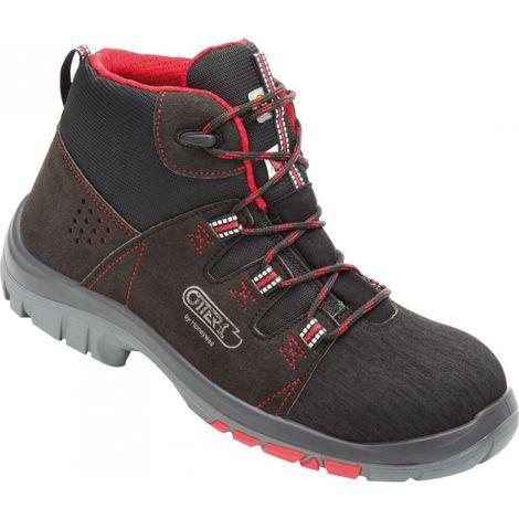 Zapatos de seguridad altos 75361/517, S3, Talla 43