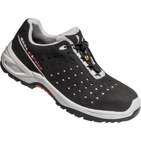 Zapatos de seguridad Henk 7007 N, S1P SRC ESD, Talla 43