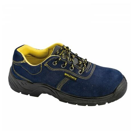 Zapatos seguridad transpirable wolfpack zeus s1p nº 45
