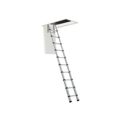 "main image of ""Zarges ZARTELOFT288 Loftmaster Telescopic Ladder 2.88m"""