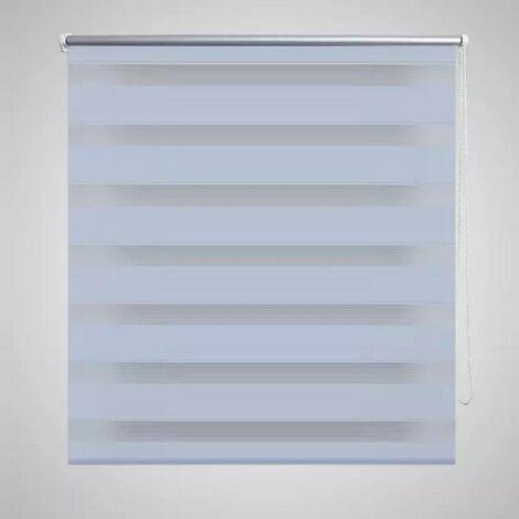 Zebra Blind 120 x 175 cm White VD08137