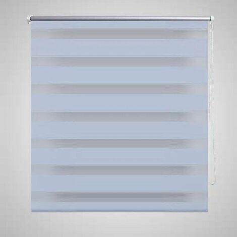 Zebra Blind 140 x 175 cm White VD08145