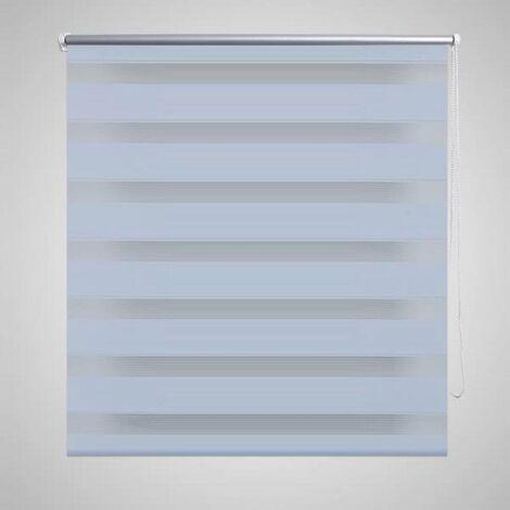 Zebra Blind 40 x 100 cm White VD08105