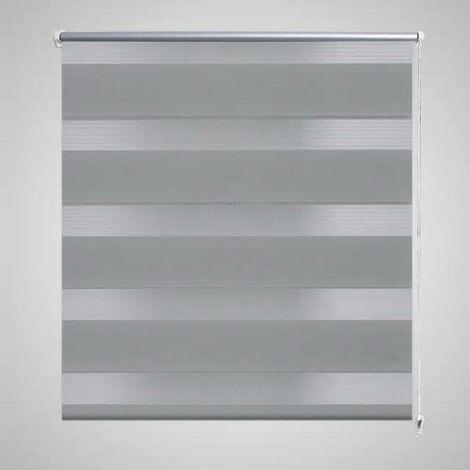 Zebra Blind 50 x 100 cm Grey VD08110