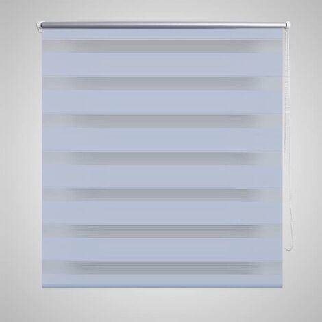 "main image of ""Zebra Blind 50 x 100 cm White - White"""