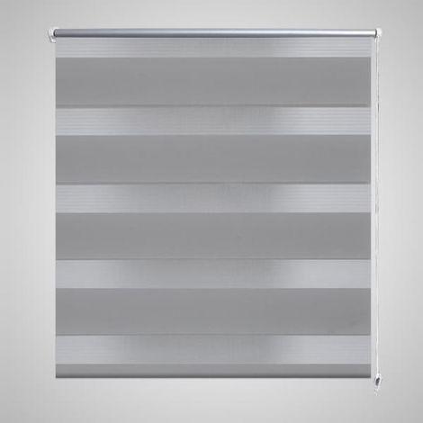 Zebra Blind 70 x 120 cm Grey