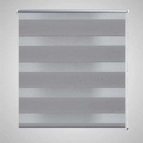 Zebra Blind 80 x 150 cm Grey VD08122