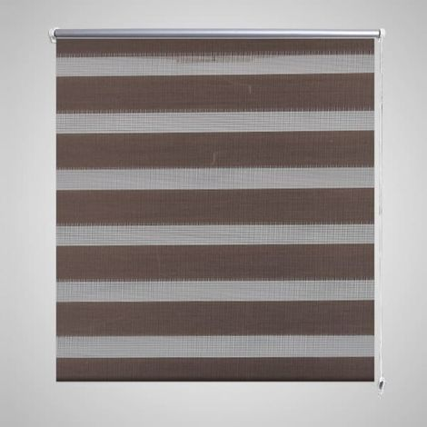 Zebra Blind 80 x 175 cm Coffee VD08128