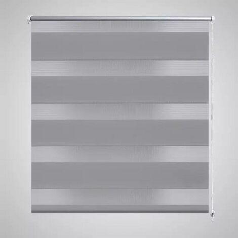 Zebra Blind 80 x 175 cm Grey VD08126